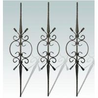 Quality forged iron balusters forged iron bar026 wholesale