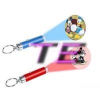 Cheap TE-B4001 Projector Torch Keyring for sale