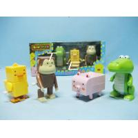 Buy cheap TE-B6003 4 PCS Wind up Animal from wholesalers