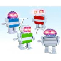 Buy cheap TE-B6004 Wind up Robot with Flash from wholesalers