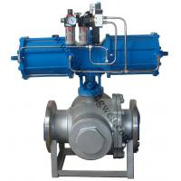 Quality double acting pneumatic ball valve wholesale