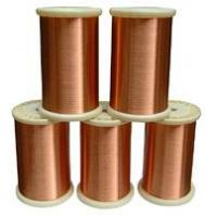 China Enamelled Copper Clad Aluminum Wire Enamelled Copper Clad Aluminum Wire on sale