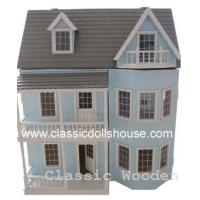 Quality Wooden Collector Dolls House Miniatures Toys OEM&O wholesale