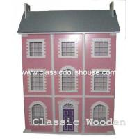 Buy cheap Children Wood Dollhouse Miniatures Toys Oem from wholesalers