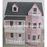Buy cheap Collector Wood Victorian Doll House Toys Oem from wholesalers