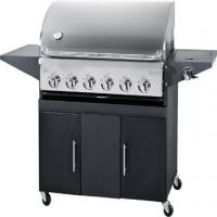 China BBQ Grills-Gas 6 BURNERS BBQ GAS GRILL on sale