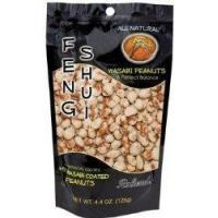 Quality Gourmet Food Home Roland All Natural Hot Wasabi Coated Green Peanuts - 4.4 oz wholesale