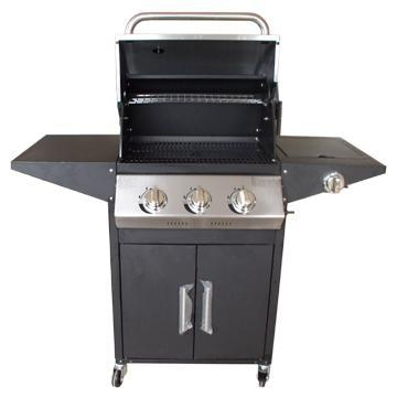 Cheap 3-Burners Gas BBQ Grills for sale