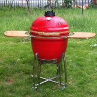Buy cheap 23 1/2 Large ceramic grill(Red) from wholesalers