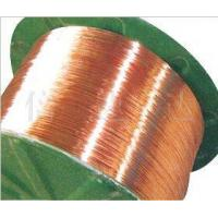Ground strand wire copper bonded strand wires