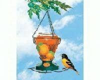 China Perky Pet 24 Ounce Gem-Cut Glass Oriole Feeder on sale