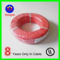 Quality UL3135 Silicone Rubber Insulated Wire wholesale
