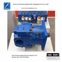 Buy cheap A11VOserieshydraulicpistonvariablepump from wholesalers
