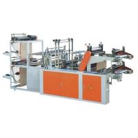 Computer Control High-speed Vest Rolling Bag Making Machine (Double Line)