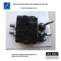 directionalcontrolvalve-Hydraulic parts-Hydraulic pump and motor-FuCheng