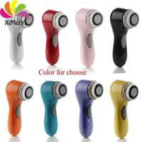 Quality portable electric facial cleaning brush wholesale