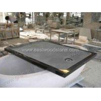Quality bathroom stone shower tray granite shower base wholesale