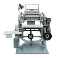 Buy cheap JH-SX-01A Manual Feeding Book sewing machine from wholesalers