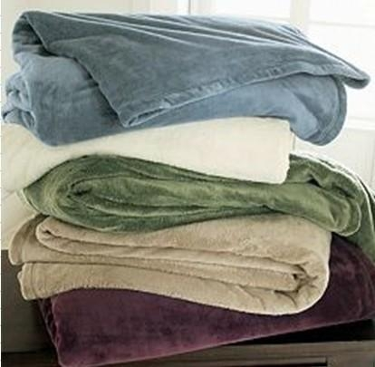 Cheap Blankets MICRO MINK BLANKET&THRO for sale