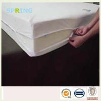 China anti-dirt zippered queen size absorbent bed bugs mattress 5 pieces on sale