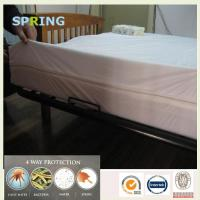 China High quality laminated fabric futon bed bug mattress cover on sale