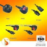 Quality UK- BS Power Cords wholesale