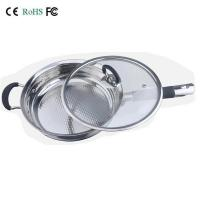 Quality Stainless steel frying pan wholesale