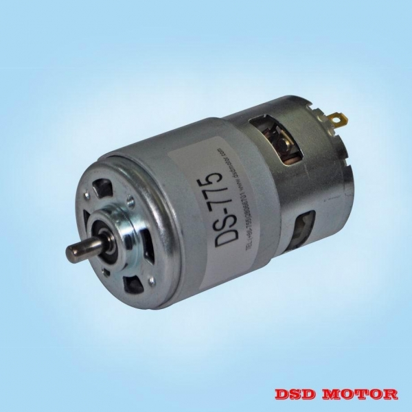 Ds 775 High Power High Torque Electric Dc Motor 43134857