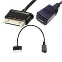 Quality 30pin male to micro usb female cable for samsung wholesale