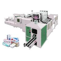 Quality High Speed Automatic Toilet Paper Machine wholesale