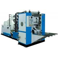 Buy cheap CDH -200/2B Two Colors Printing Drawing Facial Tissue Machine from wholesalers