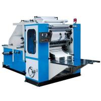 Buy cheap CWZ-190/3L Automatic Drawing Type Facial Tissue Machine from wholesalers
