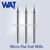 Quality 2 Flute Micro Flat End Mills wholesale
