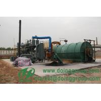 Quality Small capacity waste tire recycling machine wholesale