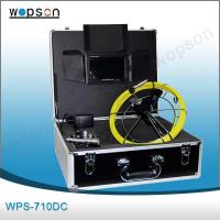 Quality Outdoor cctv pipe inspection camera wholesale