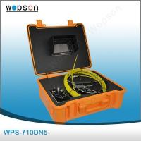 China Long Used Sewer Pipe Inspection Camera Sewer Drain Inspection Camera with Mini DVR Function on sale
