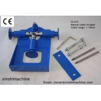 Quality XS-015 Manual Cable and Wire Strippers wholesale