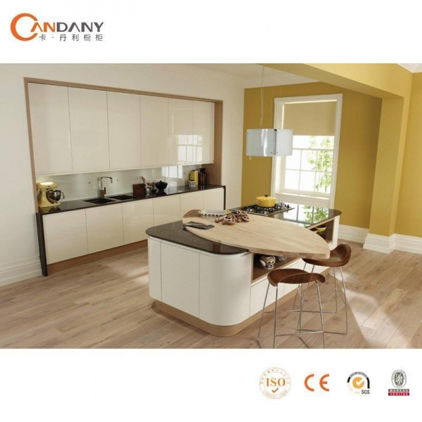 Cheap modular kitchen cabinet color combinations of for Cheap kitchen carcass