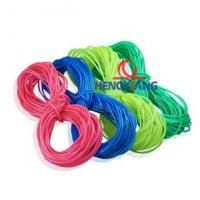 Quality Solid PVC Plastic rope skipping|PVC cord wholesale
