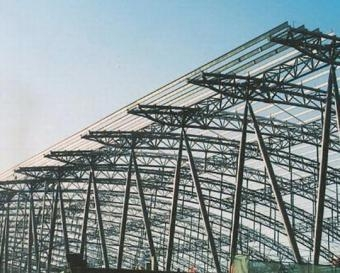 Cheap special steel truss of sbssteelstructure for Cheap trusses for sale
