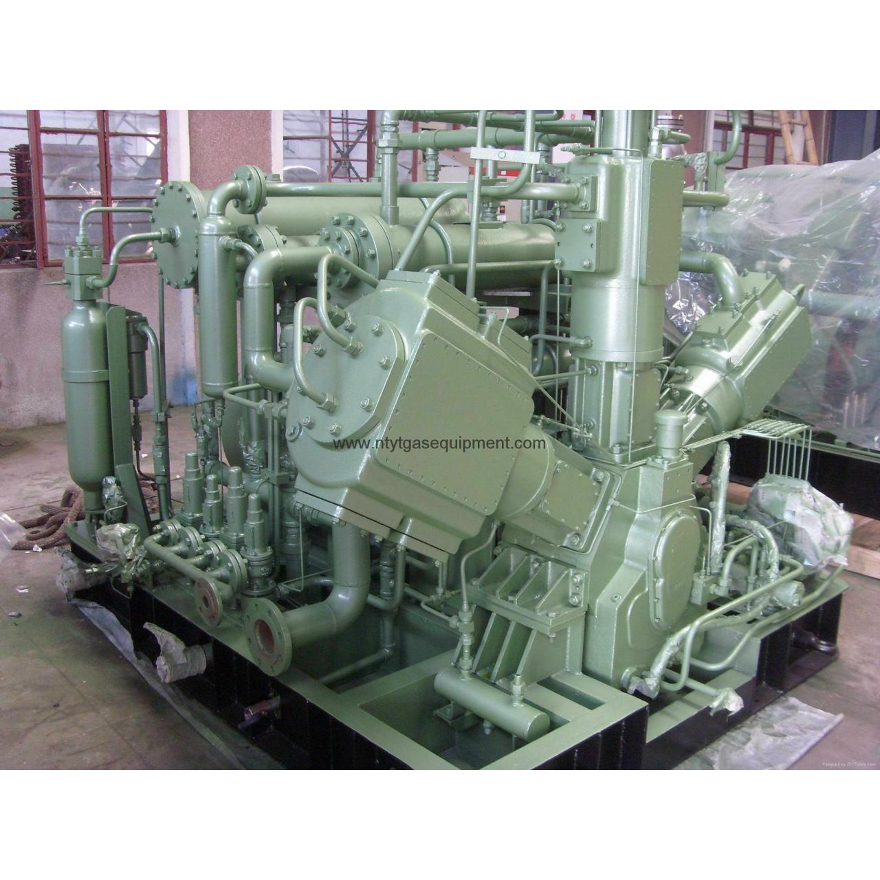 Quality CE Certified CNG compressor For Standard Refueling Station wholesale