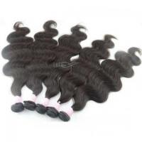Hot Selling 6A Grade 100% Virgin Natural Color Can Be Dyed Peruvian Body Hair Weave