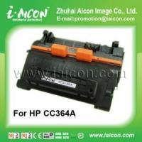 China Compatible Black toner cartridge for HP CC364A on sale