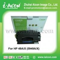 Quality Suitable in HP LaserJet 1320 Toner Cartridge For q5949A/X wholesale
