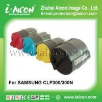 Quality For samsung clp 300 Compatible color toner cartridge wholesale