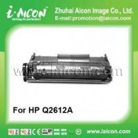 China Suitable in laserjet 1020 toner cartridge for hp q2612 on sale
