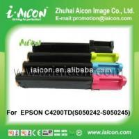 Quality For Epson C4200 color toner cartridge C13S050242-C13S050245 wholesale
