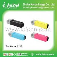 Quality For Xerox Phaser 6125 laser printer color toner cartridge 106R01331-106R01334 wholesale