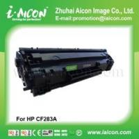 China Black toner cartridge for HP CF283A 283A 83A on sale