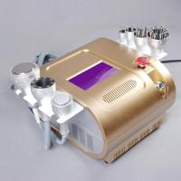 Quality 7in1 Cavitation Ultrasonic Radio Frequency Rfbipolar Tripolar Multipolar Photon wholesale